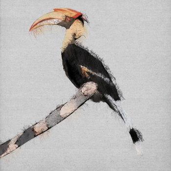 Birdy Birdy, 2019, Festmény reprodukció