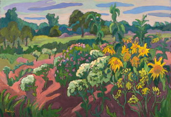 Brookside Pomp, 2011 Festmény reprodukció