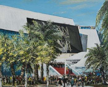 Cannes 2014, 2014, Festmény reprodukció