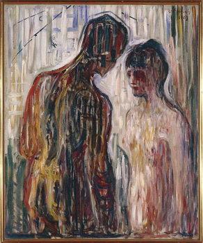 Cupid and Psyche, 1907 Festmény reprodukció