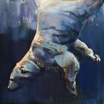 Dark Waters, 2016, Festmény reprodukció