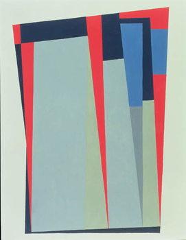 Fanfare, 1974 Festmény reprodukció