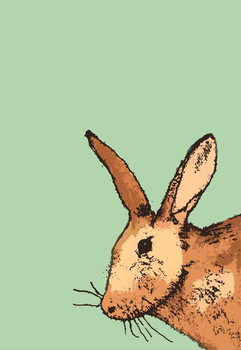 Hare, 2014 Festmény reprodukció