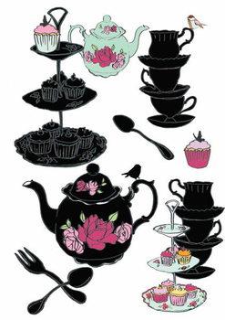 High Tea, 2013 Festmény reprodukció