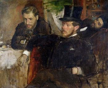 Jeantaud, Linet and Laine, 1871 Festmény reprodukció