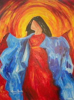 Luminosity, 2011 Festmény reprodukció