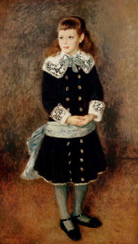 Marthe Berard, 1879 Festmény reprodukció