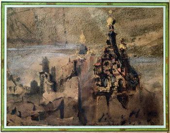 Memory of Spain, 1850 Festmény reprodukció