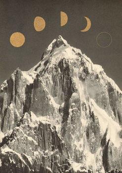 Moon Phases Festmény reprodukció