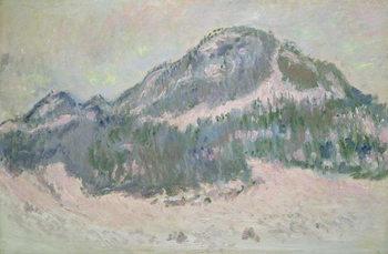Mount Kolsaas, Norway, 1895 Festmény reprodukció