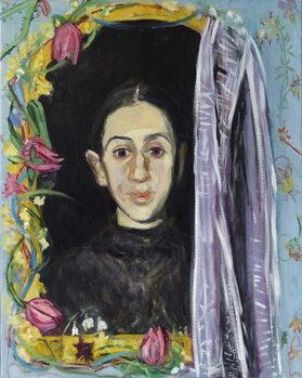 Myself Remembered, 1996, Festmény reprodukció