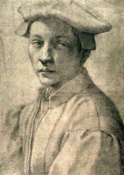 Portrait of Andrea Quaratesi, c.1532 Festmény reprodukció