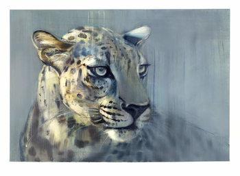 Predator II (Arabian Leopard), 2009 Festmény reprodukció
