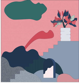 Serenity, 2018, Festmény reprodukció