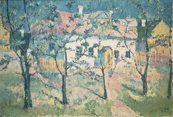 Spring, 1904 Festmény reprodukció