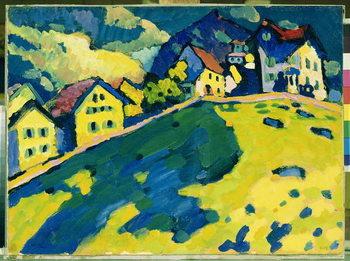 Summer Landscape, 1909 Festmény reprodukció