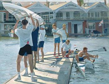 Swing Over, 1996 Festmény reprodukció