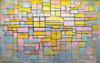 Tableau no. 2 / Composition no. V, 1914 Festmény reprodukció