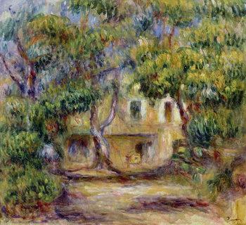 The Farm at Les Collettes, c.1915 Festmény reprodukció