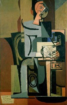 The Letter, 1931 Festmény reprodukció