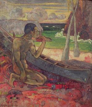 The Poor Fisherman, 1896 Festmény reprodukció