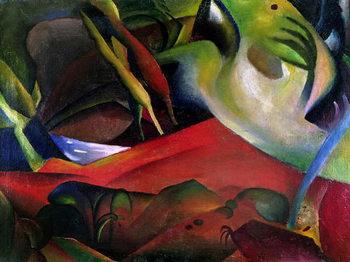 The Storm, 1911 Festmény reprodukció
