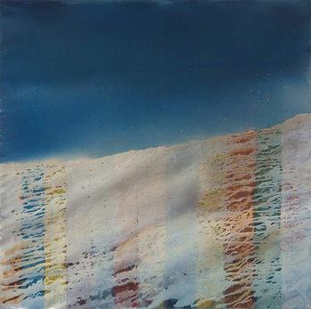 Trace, 2009, Festmény reprodukció