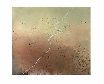 Trail, 2007, Festmény reprodukció