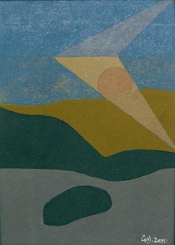 Untitled, 2000 Festmény reprodukció