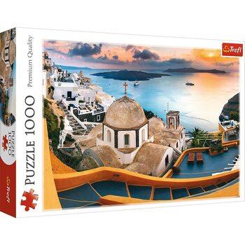 Puslespil Fairytale Santorini