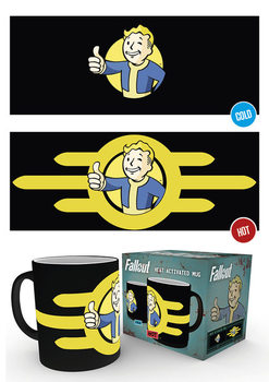 Kubek Fallout 4 - Vault Boy