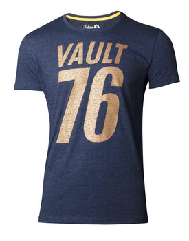 T-Shirt  Fallout 76 - Golden 76