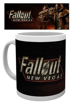 Tazza Fallout: New Vegas - Cover