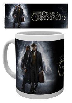 Hrnčeky Fantastické zvery: Grindelwaldove zločiny - One Sheet