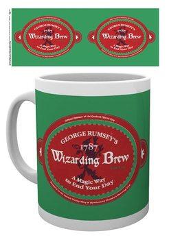 Hrnčeky Fantastické zvery: Grindelwaldove zločiny - Wizarding Brew
