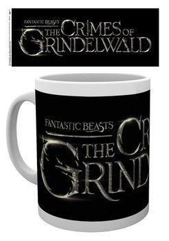 Kubek Fantastyczne zwierzeta: Zbrodnie Grindelwalda - Logo