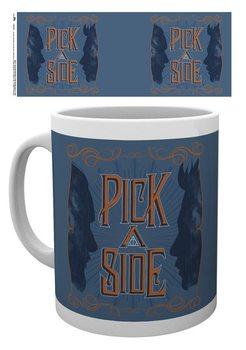 Kubek Fantastyczne zwierzeta: Zbrodnie Grindelwalda - Pick A Side