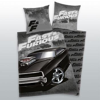 Sängkläder Fast & Furious - Dodge Charger