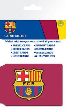 FC BARCELONA - crest Portcard