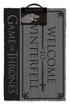 Felpudo Juego de Tronos - Welcome to Winterfell