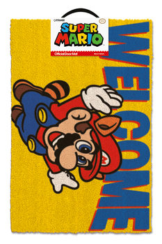 Felpudo  Super Mario - Welcome
