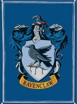 Harry Potter - Ravenclaw fémplakát