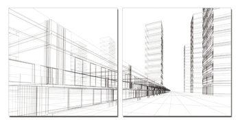 Architecture - City Modern kép