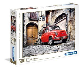 Puzle Fiat Cinquecento