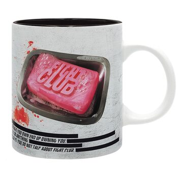 Tazza Fight Club - Rule 1