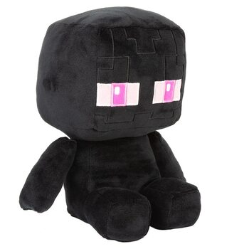 Figurină din pluș Minecraft - Enderman