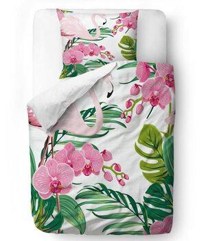 Bettwäsche Flamingos Favorite orchid