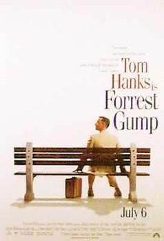 FORREST GUMP  - плакат (poster)