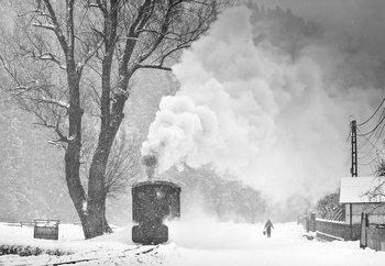 A Winter's Tale Fotobehang