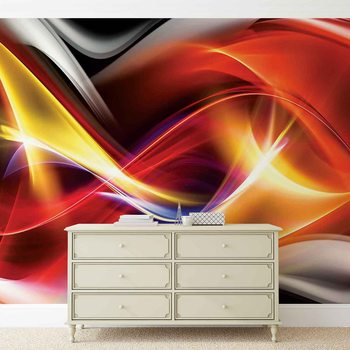 Abstract Art Fotobehang